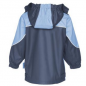 Preview: Playshoes Regenjacke - blau /hellblau