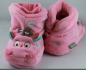 Mobile Preview: Sterntaler Babyschuh  aus Micro - Fleece - mit Motiv