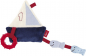 Preview: Sigikid Knistertuch Boot Toy Ahoi
