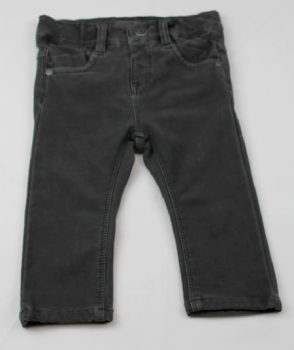 Name it ,- dark grey Denim Jeans ,- aus elastischer Baumwolle