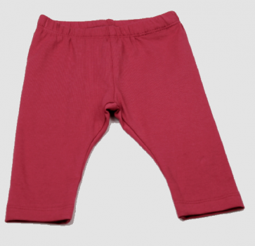Baby-Leggings aus Baumwoll-Stretch in leichter Sommerqualität von Name it