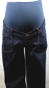 ESPRIT  Umstandsjeans in dark blue