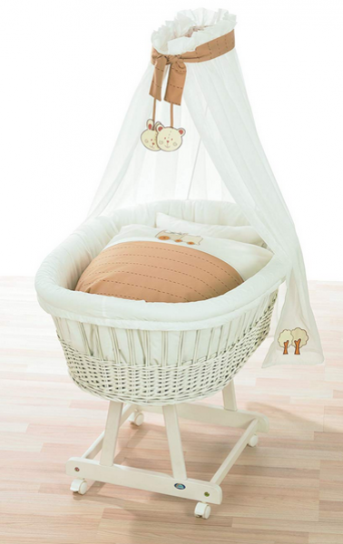 babymarkt discount alvi bett set f r stubenwagen birthe. Black Bedroom Furniture Sets. Home Design Ideas